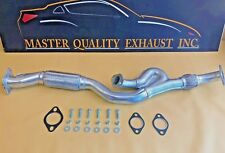 DIRECT FIT Y PIPE WITH FLEX FOR 2005 2006 2007 2008 HYUNDAI TUCSON 2.7L AWD