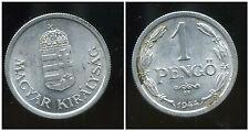 HONGRIE  1 pengo  1944