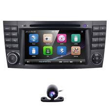 "for Mercedes-Benz W211 E Class 7"" GPS Navi Car DVD Radio Player Stereo Bluetooth"