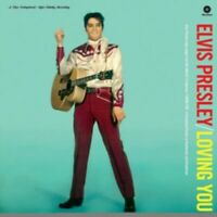 Presley- Elvis	Loving You + 3 Bonus Tracks (New Vinyl)