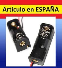 CAJA para PILA de 12 V box 12V pack funda unir LED soporte arduino pilas cajetin