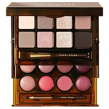 Bobbi Brown Deluxe Lip & Eye Palette Limited Ed. Set includes brush ~ NEW IN BOX