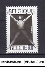 BELGIUM - 2009 MAURICE BEJART FAMOUS DANCER SG#4275 1V MNH