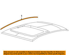 FORD OEM-Roof Molding Trim Right 6E5Z5451728AB