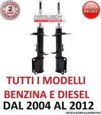 2 AMMORTIZZATORI ANTERIORI BMW SERIE 1 (E81) (E87) 116 118 120 123 130 d - i