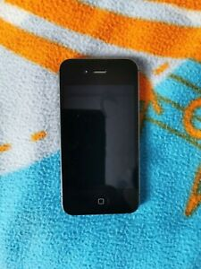 Apple iPhone 4 - 8GB - Black - Vodafone - Good condition - ICLOUD ACTIVATION!
