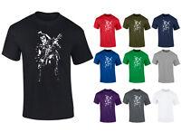 Mens Gene Simmons Kiss Rock Metal Icon T-shirt S-XXL