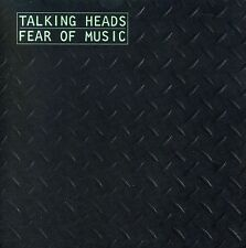 Fear Of Music - Talking Heads (1987, CD NUEVO)