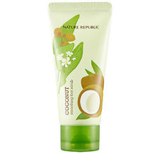 Nature Republic Foot & Nature Coconut Smoothing Foot Scrub 80ml
