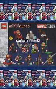 1 LEGO® MINIFIGUR -im DVB oder OVP - Ihrer Wahl - Marvel Studios - LEGO #71031