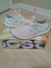 c2d6fc4cd8ba3 Adidas Ultra Boost 1.0 Triple White White Yeezy size 12 WITH BOX
