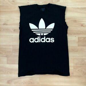 Adidas Sleeveless Journeys Staff Tshirt - MEDIUM M Shirt Tee
