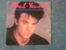 PAUL YOUNG 7 inch Single LOVE WILL TEAR US APART (1983)    °14