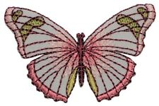 """Butterfly Applique Patch - Insect, Wings, Antennae 2-3/8"""" (Iron on)"""
