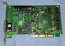 Intel 740 SP740M 8MB AGP VGA Graphics Card i740 Tarjeta Grafica