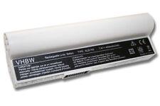 BATTERIE pc portable 4400mAh blanc pour ASUS EEE PC 900a / 900HA / 900HD