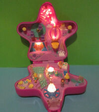 Polly Pocket Mini ♥ Süßer Feen Stern ♥ Fairylight Wonderland ♥ 100% Komplett