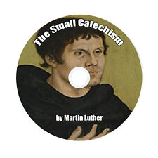 The Small Catechism, Martin Luther, MP3 AudioBook 1 CD