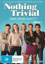 Nothing Trivial : Series 1 (DVD, 2012, 3-Disc Set)  NEW AND SEALED