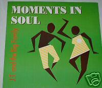 "12"" MIX  J.T. AND THE BIG FAMILY MOMENTS IN SOUL"