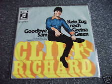 Cliff Richard-Goodbye Sam 7 PS- Made in Germany