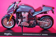 MUNCH  MAMMUT  1/18th  MOTORCYCLE  MODEL