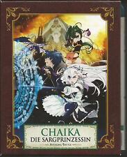 Chaika, die Sargprinzessin - Staffel 2 - Vol.1 + Sammelschuber2014 16 Blu-ray