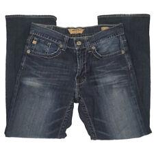 Big Star Pioneer Regular Boot Cut Jeans Mens 31R  32x29