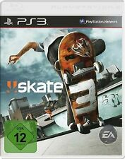Playstation 3 SKATE 3 Werde zum Skateboard-Mogul Gebraucht Top Zustand
