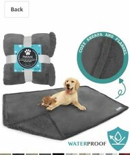 Xl Pet Ami Waterproof Plusg Dog Blanket Sofa Cover Gray 60�x80�