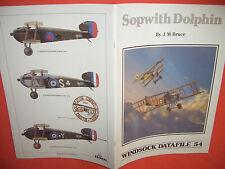 Windsock Datafile 54, Sopwith DOLPHIN
