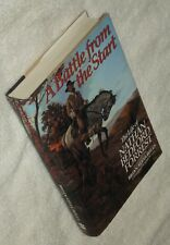 """NEW 1st/1st """"A Battle from the Start...Nathan Bedford Forrest"""" B Wills Civil War"""