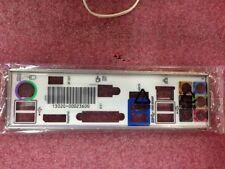 1PC Original Asus I/O io shield P8H77-M Pro P8H77-M PRO backplate P8Z77
