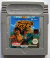 FORTIFIED ZONE NINTENDO GAME BOY  CARTUCCIA