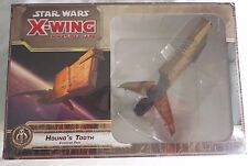 X Wing Miniatures Hounds Tooth Star Wars IN HAND GenCon Exclusive