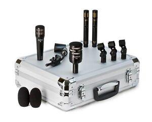 Audix DP-QUAD Drum Microphone Pack in Ali Case (1xD6/1xi5/2xADX5)