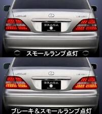 2001 2002 2003 LEXUS LS430 ZENKI CELSIOR JDM VIP LED TAIL LAMP UNIT KIT CUF30