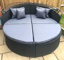 Round Garden Patio Furniture Cushions For Sale Ebay