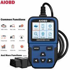 AIOBD 4009 Vehicle OBD2 Engine Code Reader Erase Code Scanner Diagnostic Tool