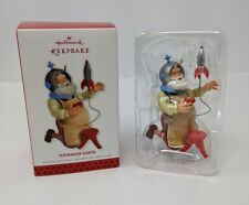 1 X Toymaker Santa 14 Series 2013 Hallmark Ornament