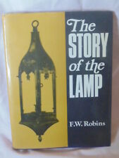 THE BOOK OF THE LAMP by F.W.ROBINS  REPRINT 1970