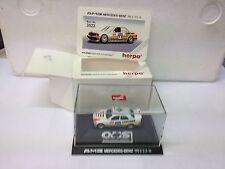 Herpa 1:87 Motor Sport AMG MERCEDES BENZ 190 e 2.5-16 ow14/20