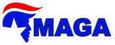 TRUMP MAGA -  Window Sticker Decal - Make America Great Again