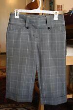 Ellemenno Work Pants Shorts Size 5 Style No. p22026-05 Black Stretch