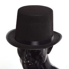 Men's Vintage Tuxedo Victorian Steampunk Top Hat  Fancy Dress Magician Hat