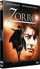 DVD : Zorro - Alain Delon - NEUF