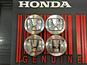 HONDA Alloy Wheel Centre cap, 68mm, Accord, CRV, Civic  *GENUINE HONDA PART*