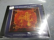 Porter Music Box Classical Moments CD NEW FREE Shipping