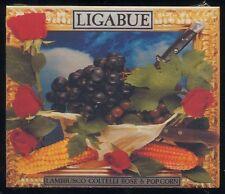 LIGABUE Lambrusco Coltelli Rose & Pop Corn - CD digipack +booklet - sigill. a209