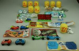 Lot of 26 Kinder Surprise from DC Series Year 2011 & TR Series Year 2012 D351